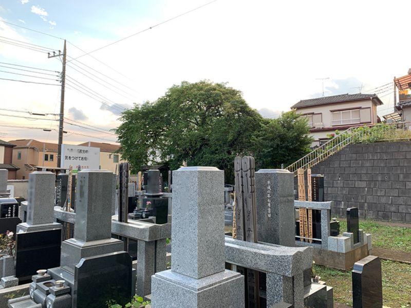 瑠璃光寺三光院墓苑
