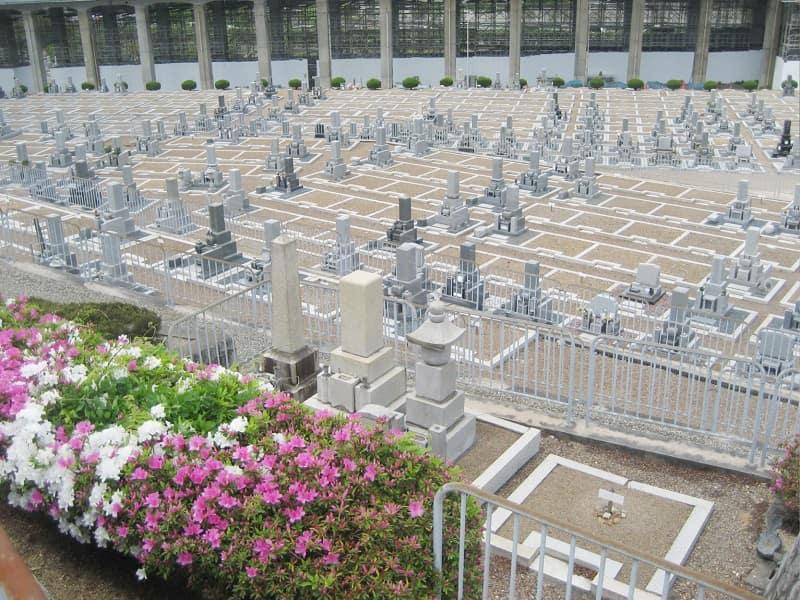 原・東山霊園のお墓区画