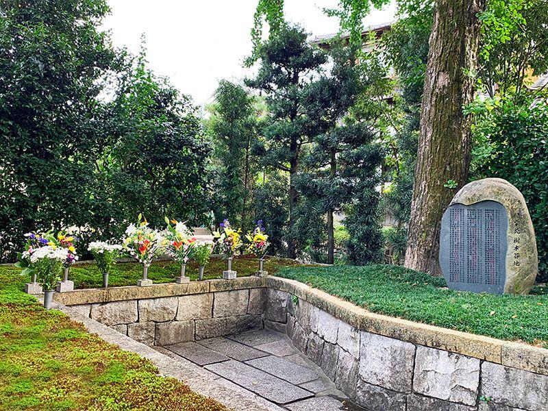 建仁寺 両足院 樹木葬
