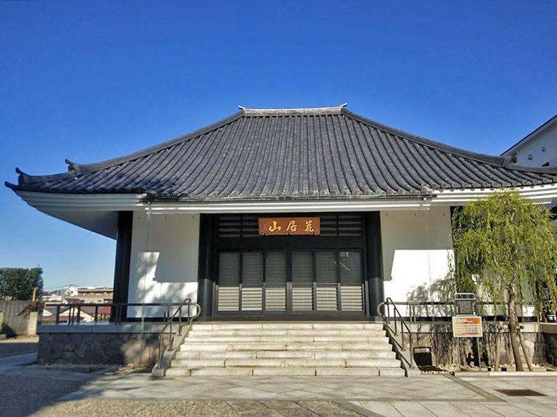 髙徳寺 のうこつぼ
