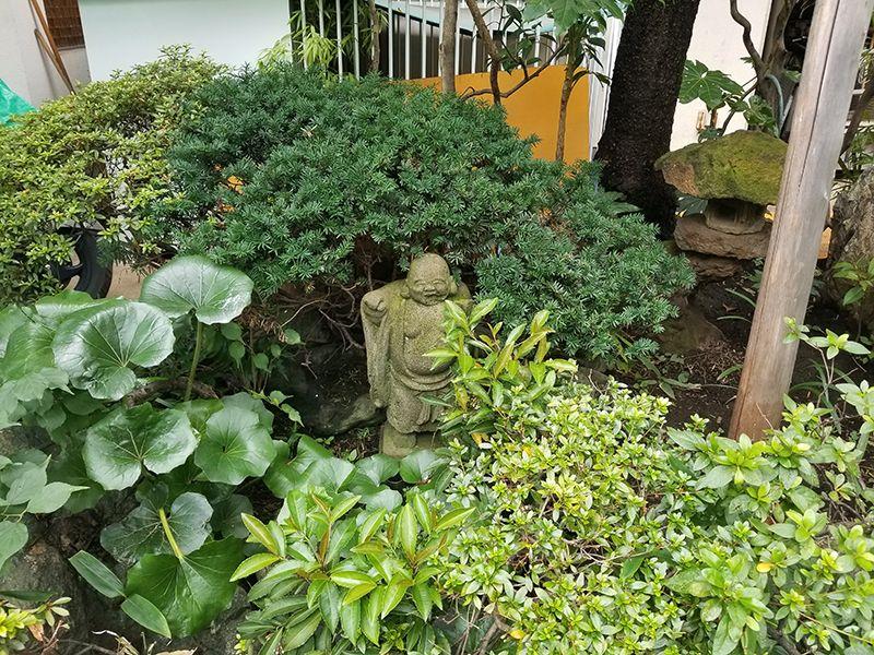 桃林寺 のうこつぼ