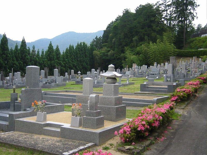苗秀寺アショカ苑のお墓雰囲気