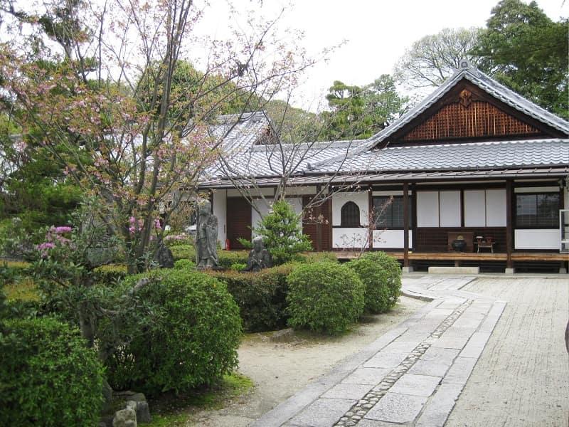 五智山蓮華寺のお寺雰囲気