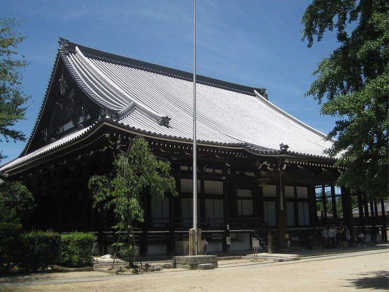 本願寺西山別院の雰囲気