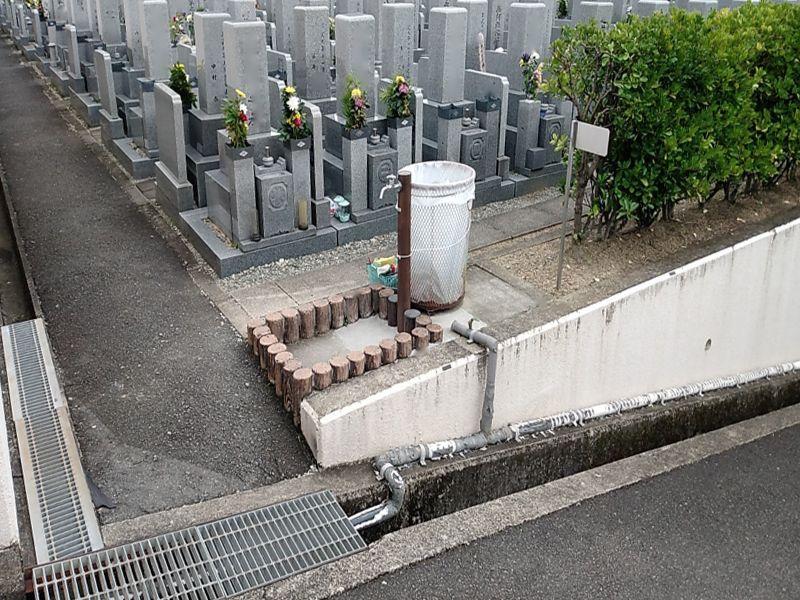 高槻 彫刻の郷墓園