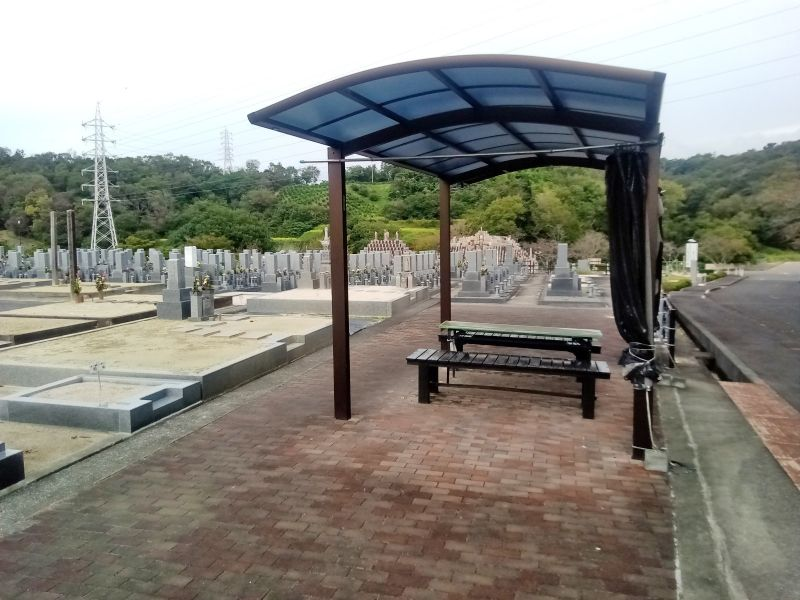 聖徳寺墓地