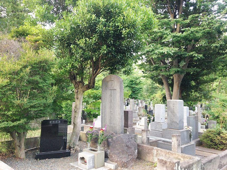 雑司ヶ谷霊園11