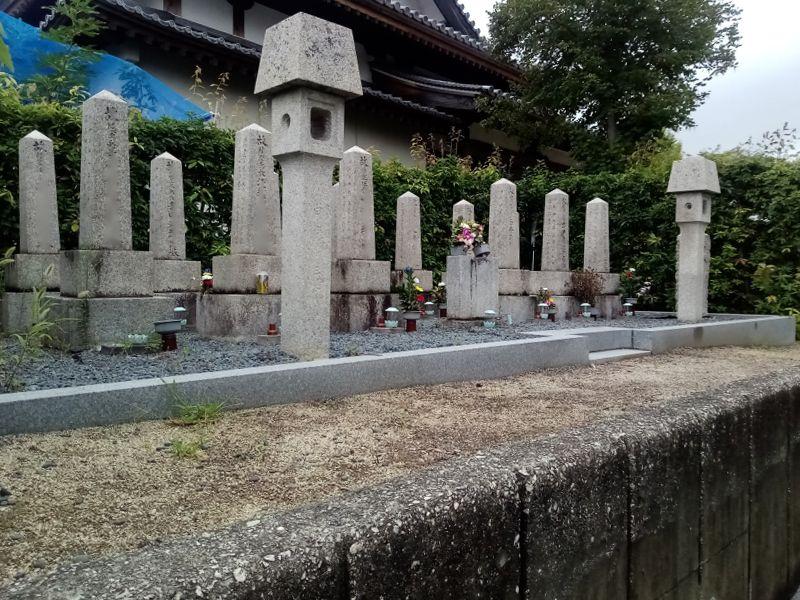 海岸寺霊園