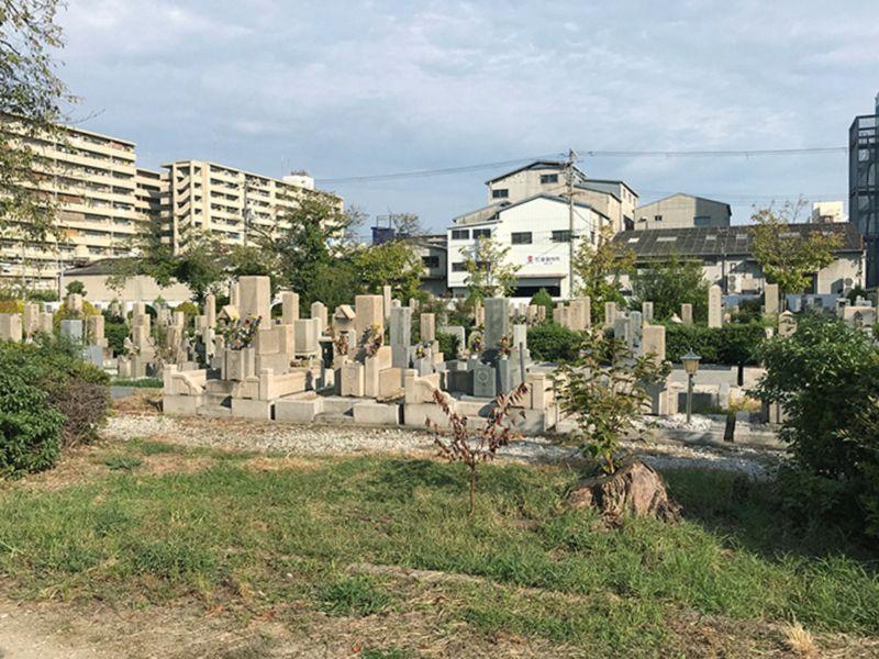 大阪市設 加美霊園