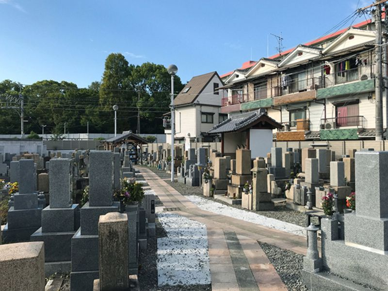 平野市町霊園