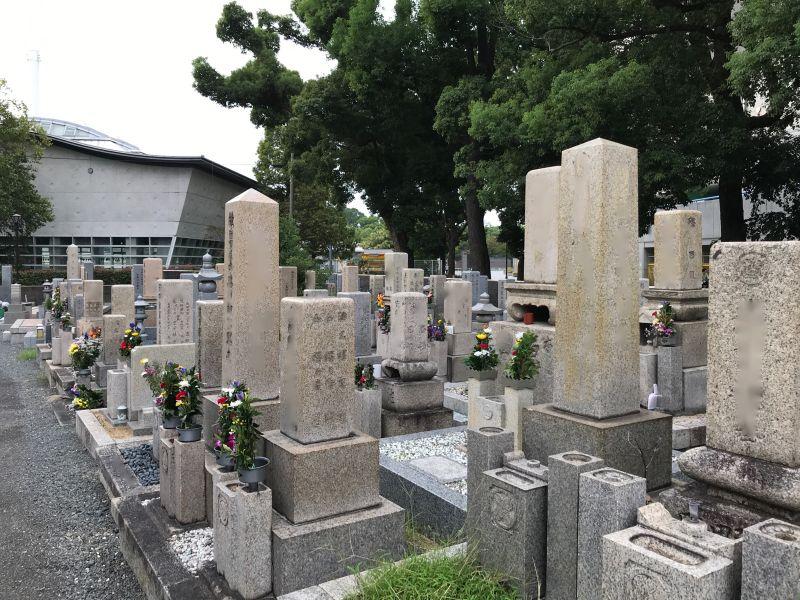 大阪市設 松原霊園
