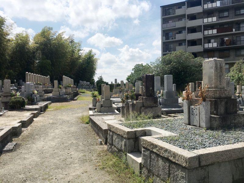 山田下・小川共同墓地