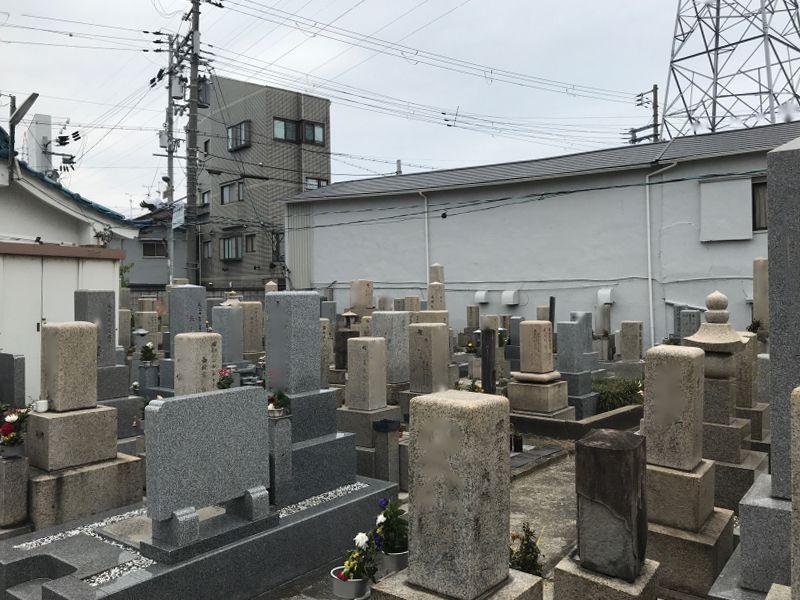加美八尾地区共同墓地