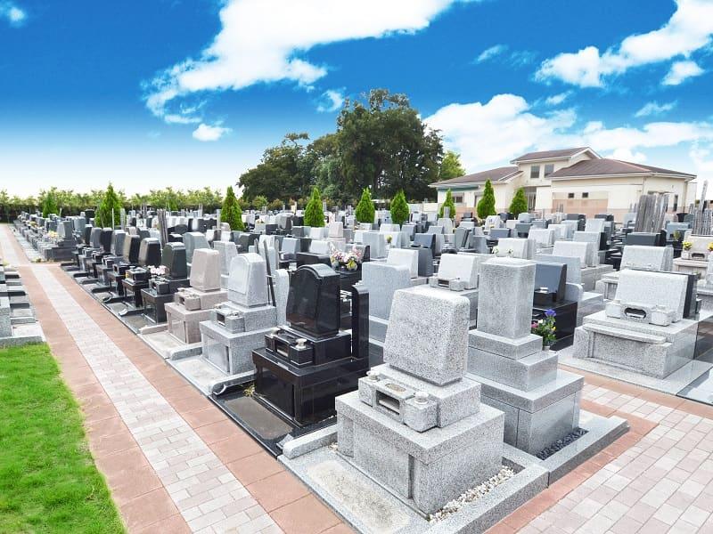 メモリアルパークユーカリ聖地墓地雰囲気