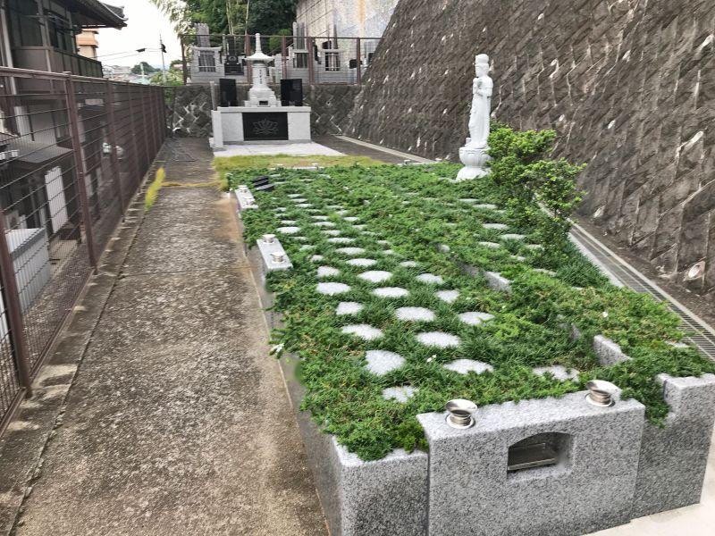 八王子西樹木葬墓地