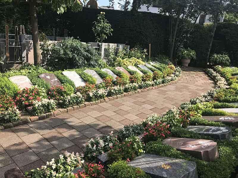 練馬ねむの木ガーデン一般墓所