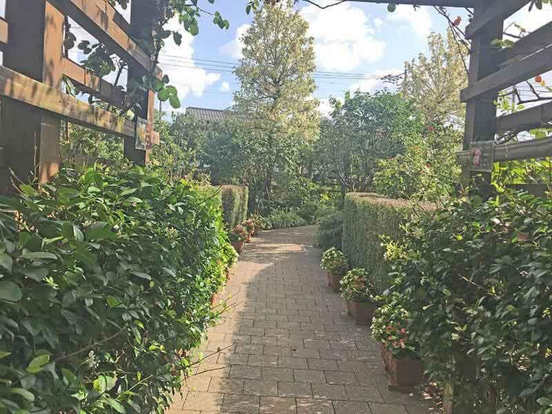 練馬ねむの木ガーデンバリアフリー