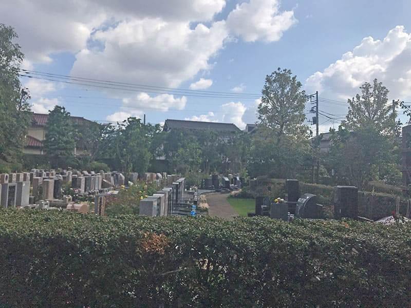練馬ねむの木ガーデン墓所