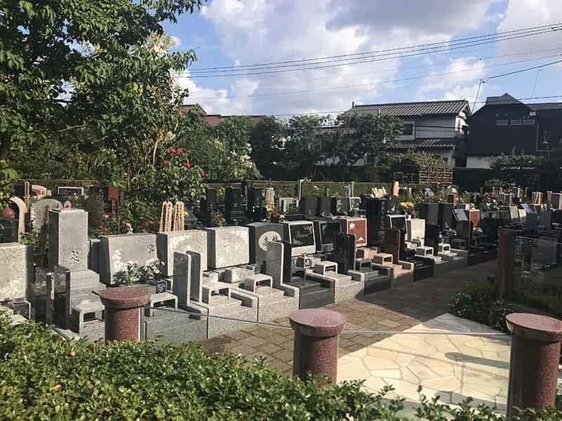 練馬ねむの木ガーデンお墓イメージ