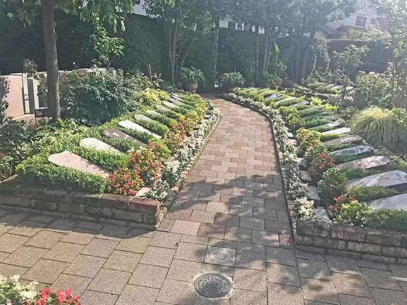 練馬ねむの木ガーデン樹木葬