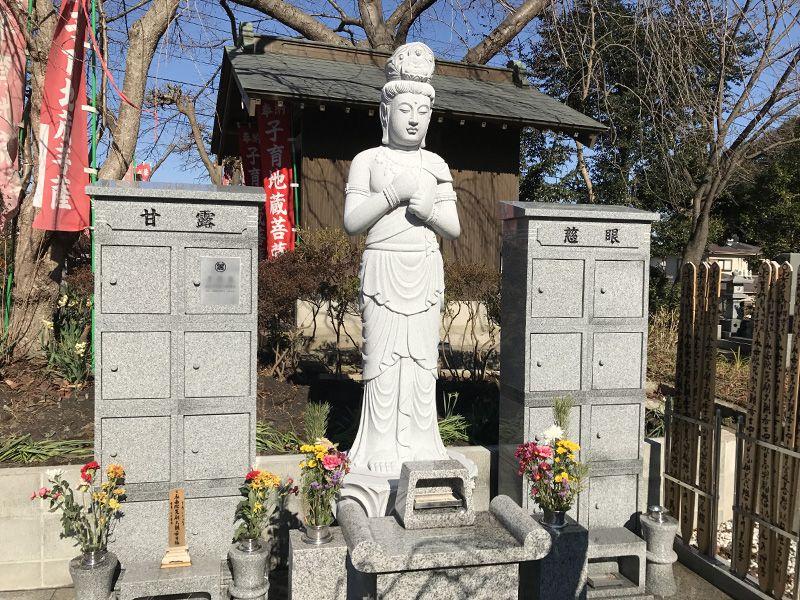 東勝寺 のうこつぼ