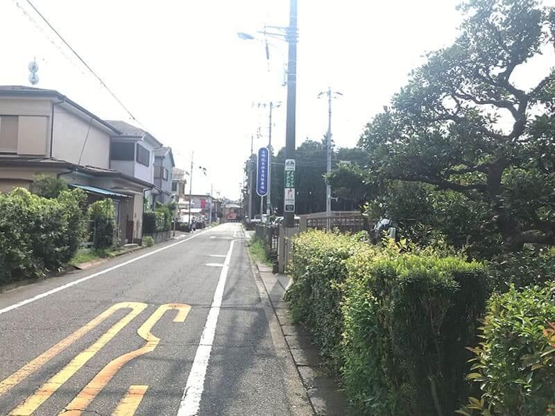 メモリアルガーデン山田経路