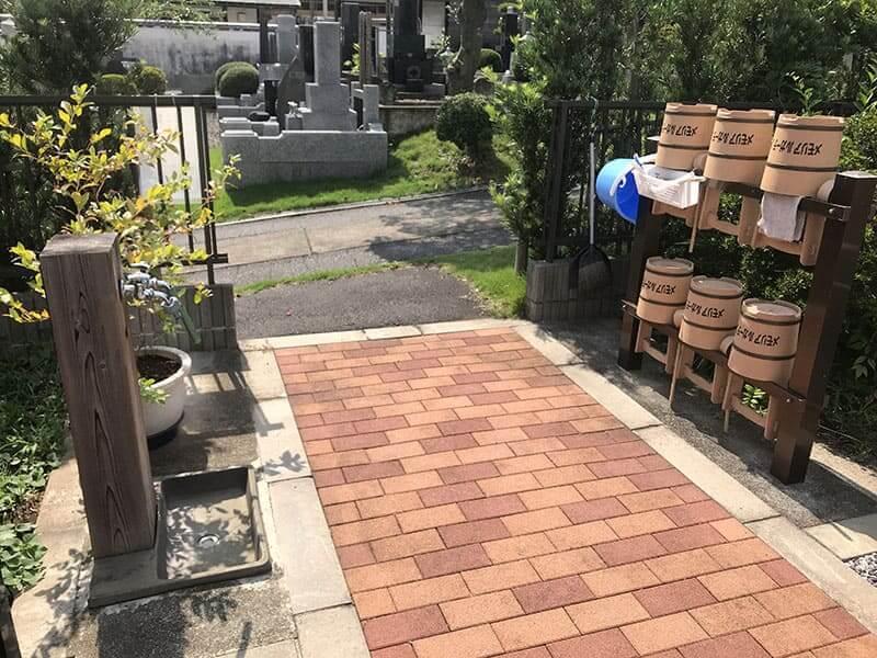 メモリアルガーデン山田桶置き場