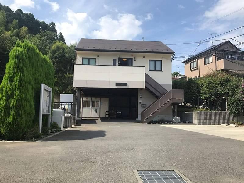 メモリアルガーデン山田管理棟