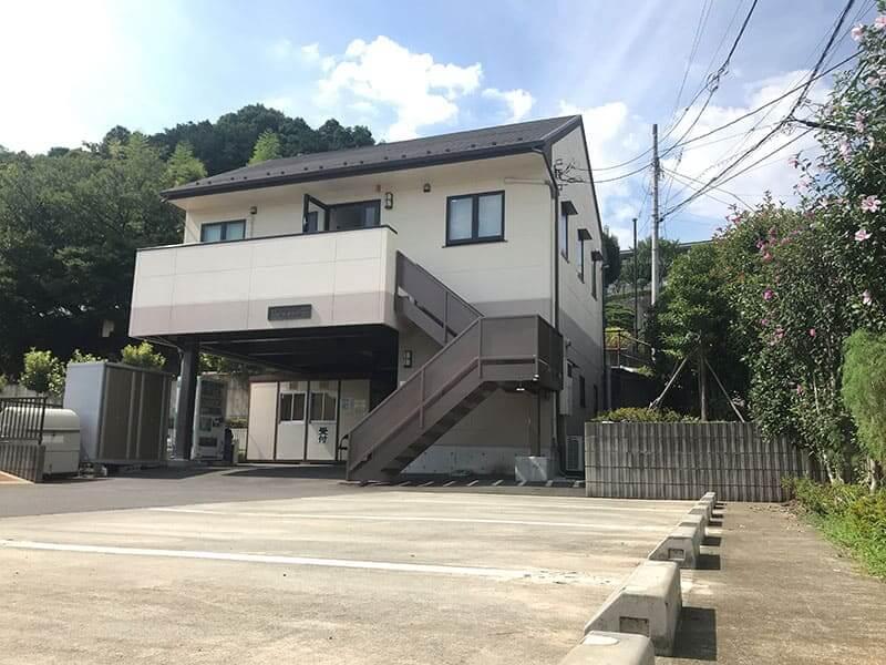 メモリアルガーデン山田駐車場