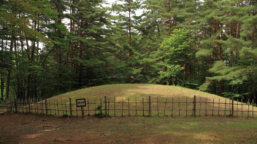 里山の樹木葬