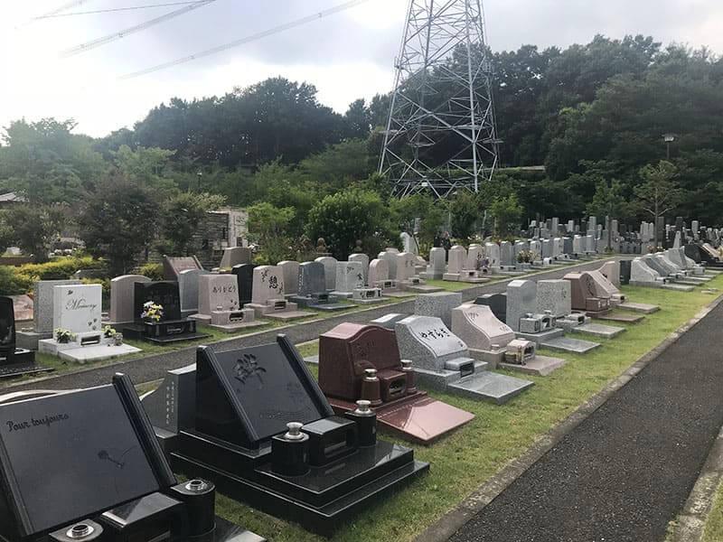 町田いずみ浄苑フォレストパーク芝生墓地