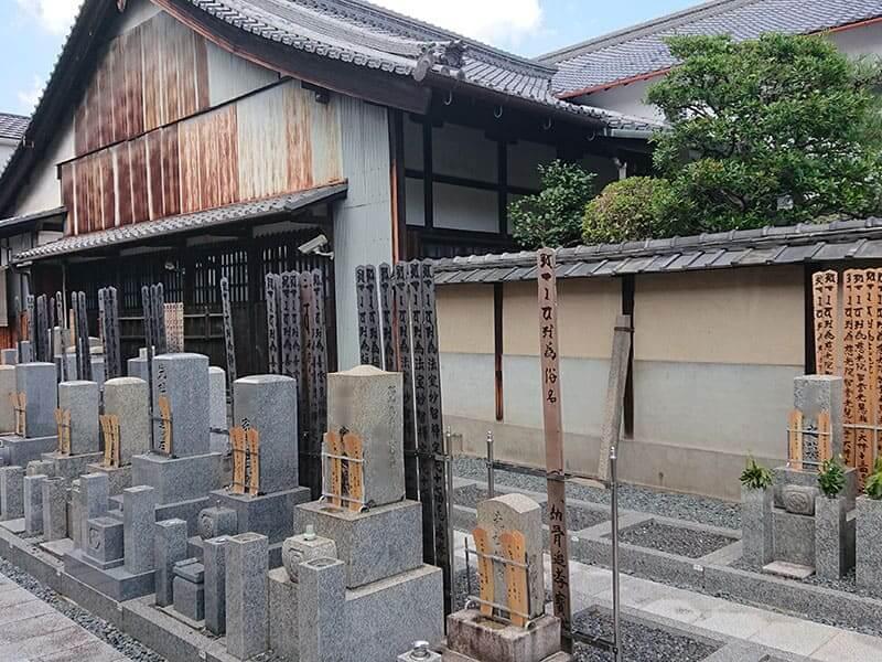 専徳寺のお墓一覧