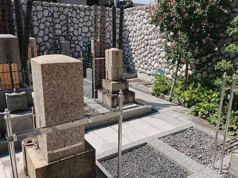 専徳寺の空き区画