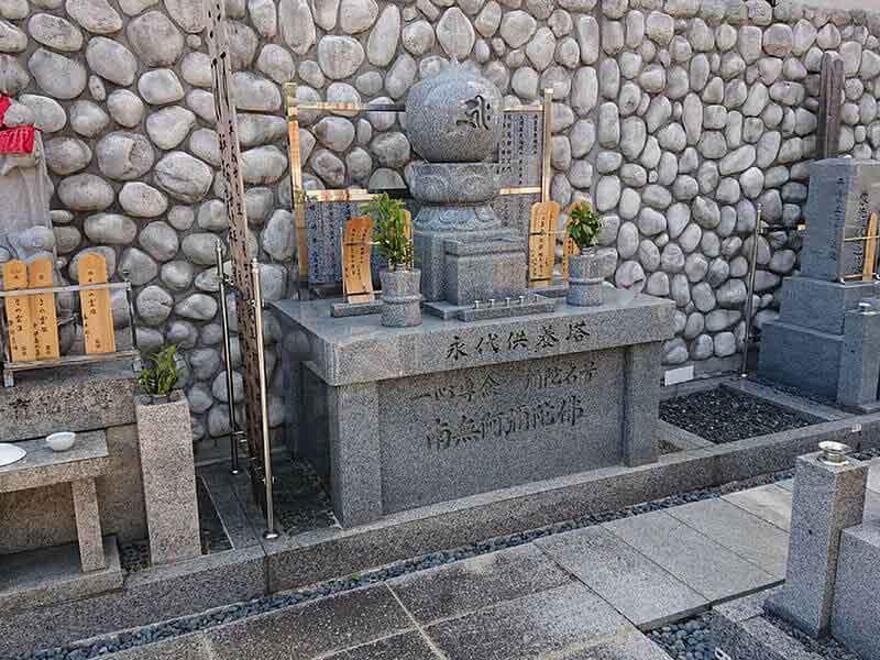 専徳寺の永代供養墓全体イメージ