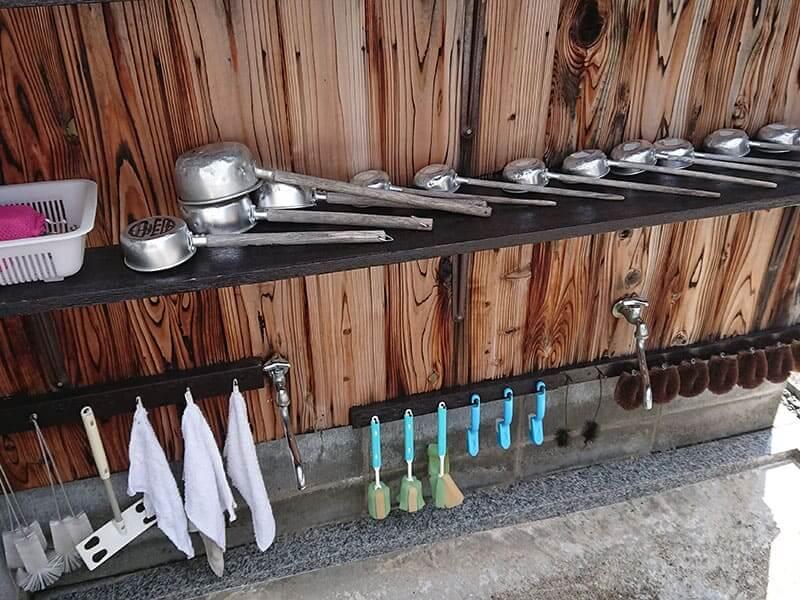 専徳寺設備