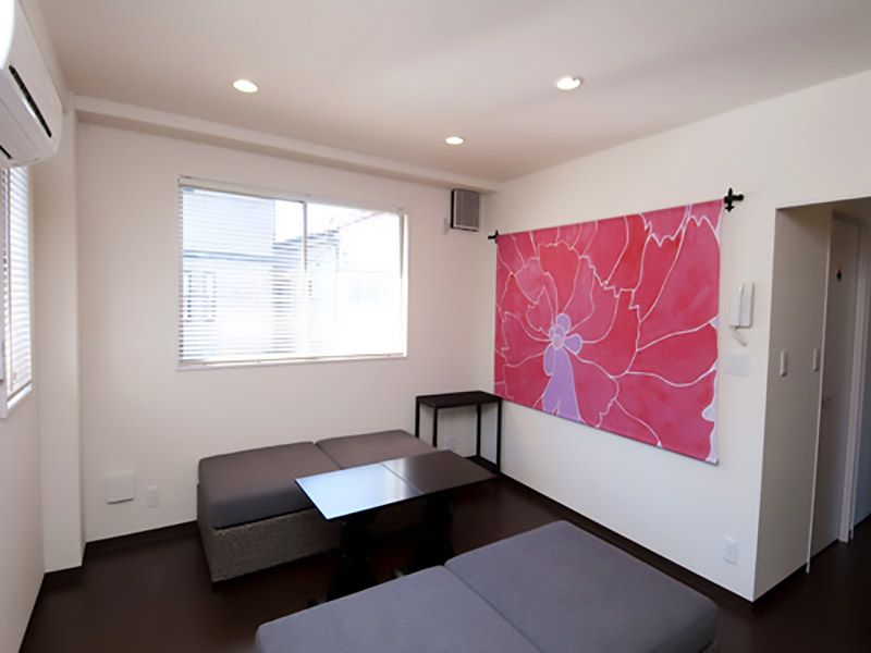 川口元郷聖地 休憩室