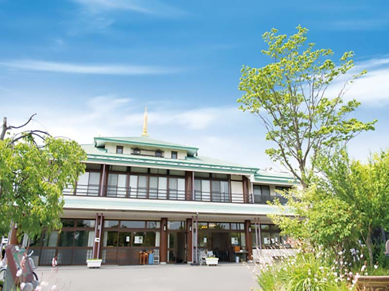 花木の彩 新埼玉霊園 会館「彩の音」