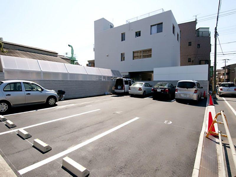 川口元郷聖地 駐車場