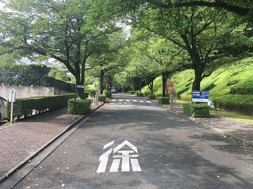 東京多摩霊園2