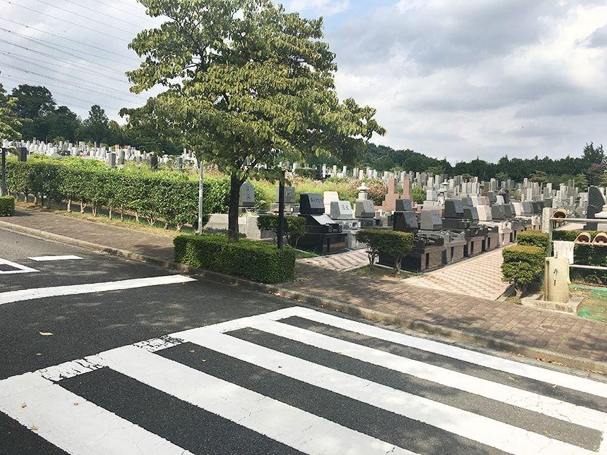 東京多摩霊園6