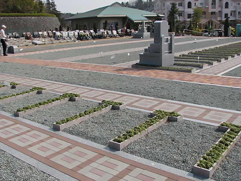 緑山メモリアルパーク 空き区画