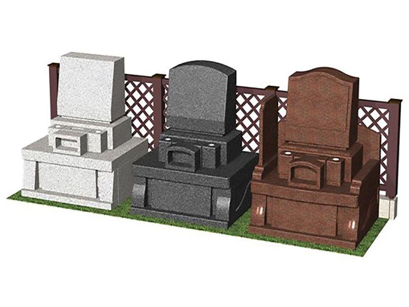サニープレイス所沢 お好みに合わせて選べる墓石デザイン