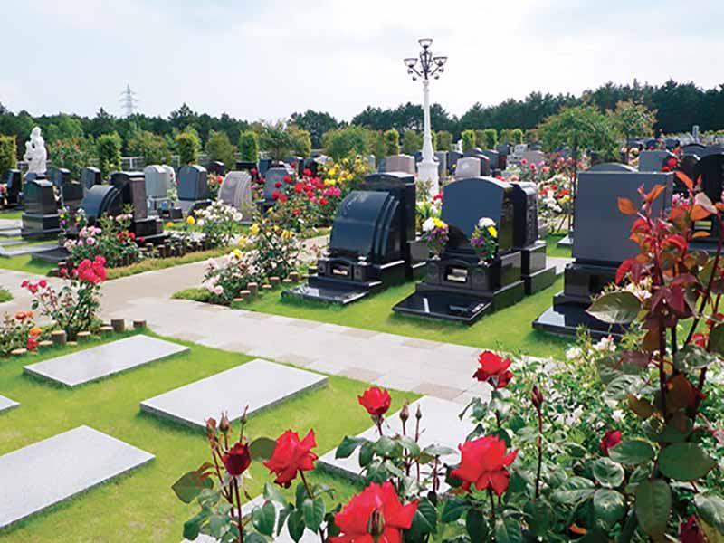 メモリアルパーク花の郷墓苑あしたか