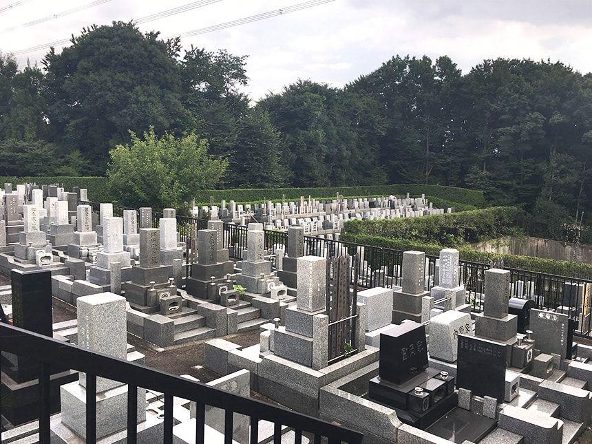 東京多摩霊園12