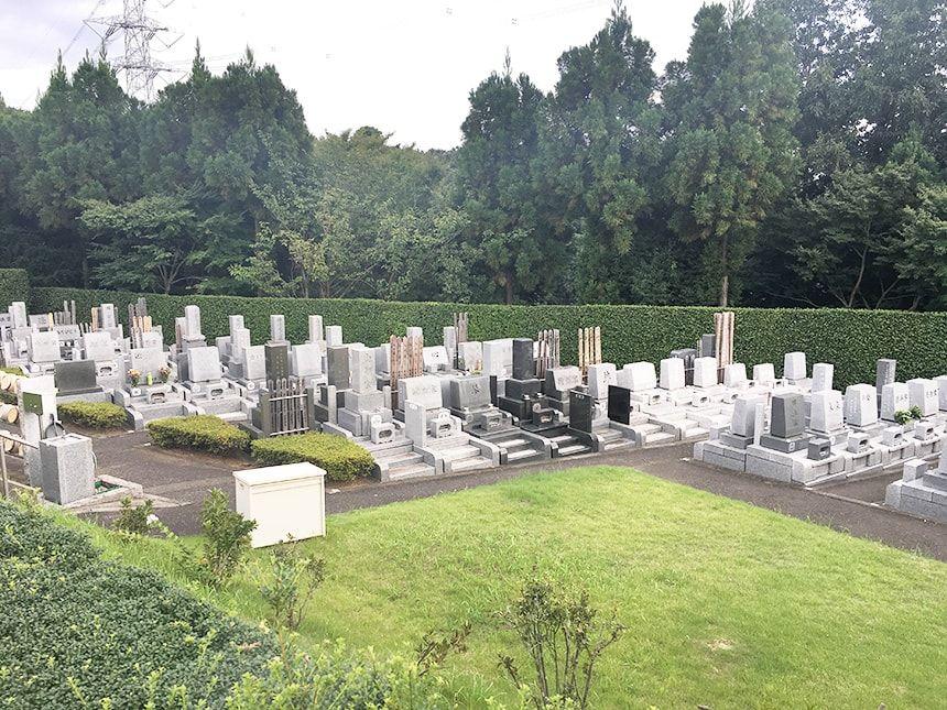 東京多摩霊園13