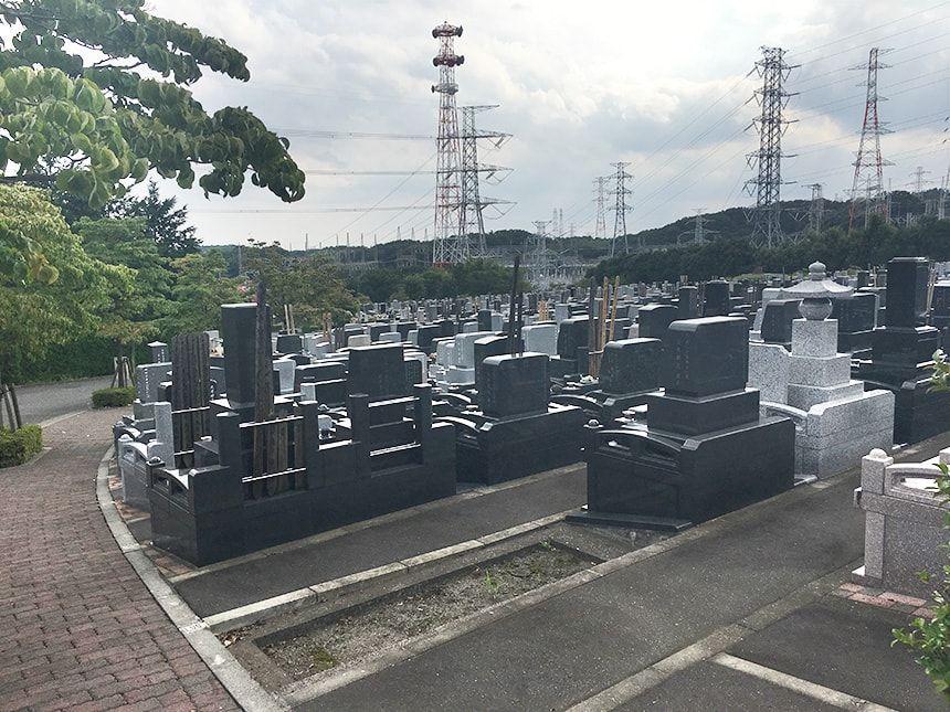 東京多摩霊園14