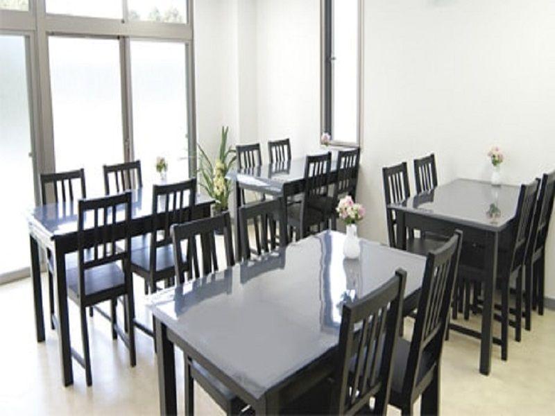 町田こもれびの杜霊苑 会食室