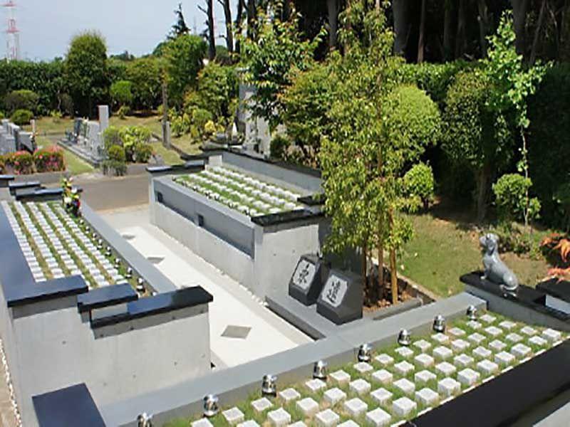 船橋メルヘンパーク 樹木葬墓地「こころの樹」 ペットと一緒に眠れる区画エリアC
