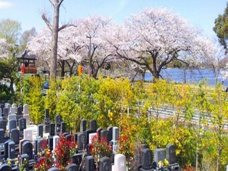 水元公園ともしびの郷 樹木葬 四季折々の自然が楽しめる墓域