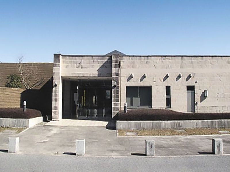 君津市営 聖地公園墓地 管理事務所